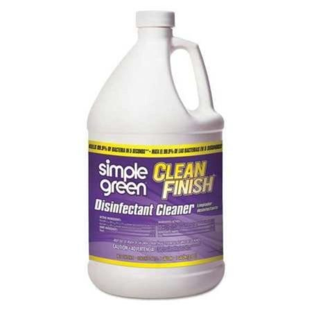 Green Clean - Clean Finish Disinfectant, RTU, 1 Ga. By Simple Green