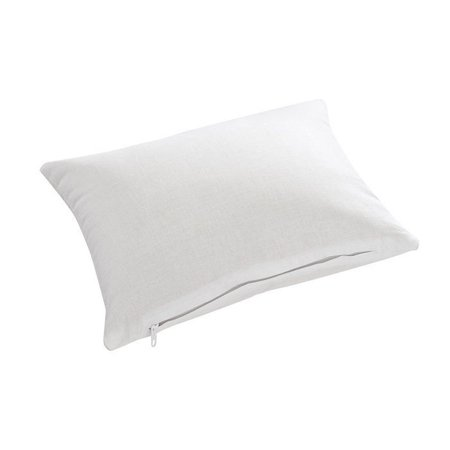 100  Cotton Millet Hull Lavender Aromatherapy Night Pillow With Zippered Casing And Certified Organic Filling