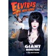 ELVIRAS MOVIE MACABRE=GIANT MONSTERS (DVD) (ENG W/SDH SUB/1.33:1/2DISCS) (DVD)