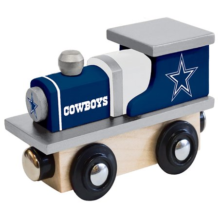 MasterPieces NFL Dallas Cowboys Sports Toy Train