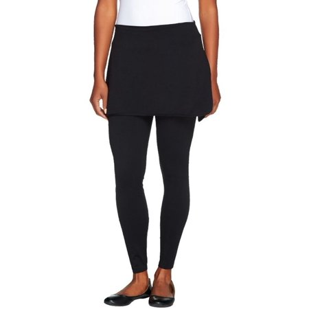Skootskirt Ankle Length Skirted Leggings A257069 - Skort With Leggings