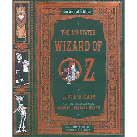 Annotated Wizard of Oz: The Wonderful Wizard of Oz by