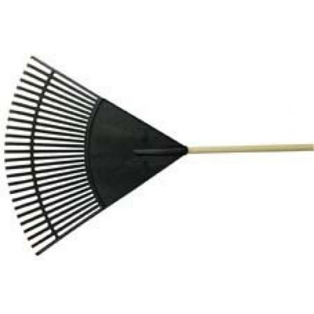 Ames Companies The 1920000 24  Poly Leaf Rake