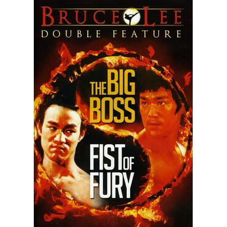 The Big Boss / Fist of Fury (DVD) (The Big Boss Aka Fists Of Fury)
