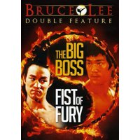 The Big Boss / Fist of Fury (DVD)