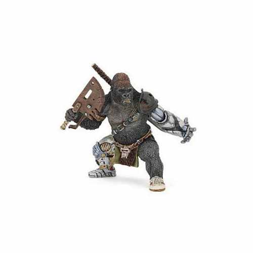 38974 MAN FIGURE NEW Papo Gorille Mutant figurine