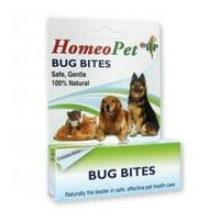 HOMEO PET 015HP08-15 Homeopet Bug Bite  15m