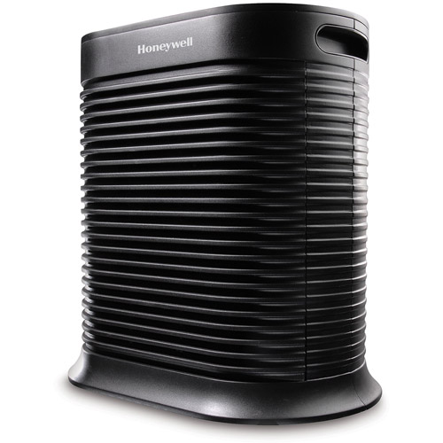 Honeywell True HEPA Allergen Remover, Black