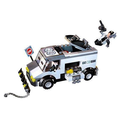 The Batmobile Two Faces Escape Lego Batman Building Set 7781