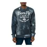 Born Fly Mens The Ghost Crewneck Sweatshirt