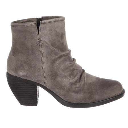 Born Aire Boots - Grey Suede - Womens - 10 ()