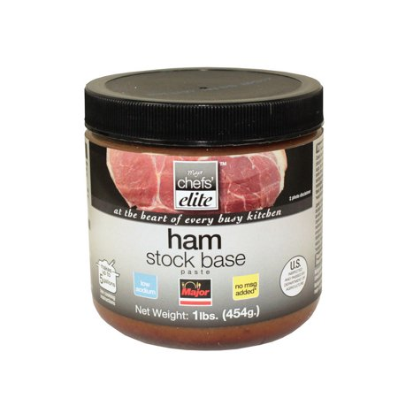 (Price/Pack)Major 93426 Ham Base Low Sodium
