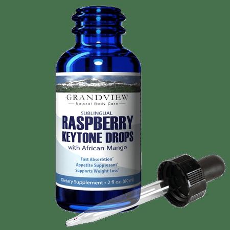 Raspberry Ketone Drops - Fat Blocker, Weight Loss & Dietary
