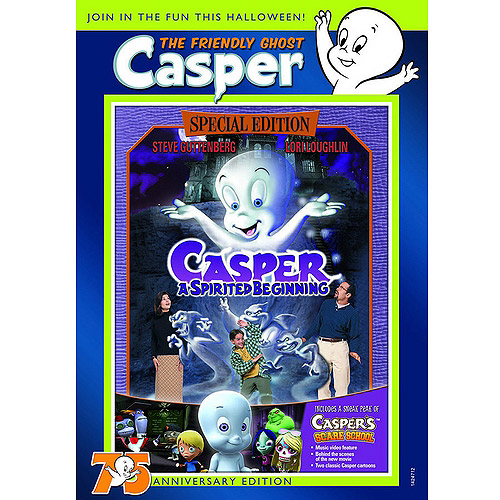 Casper The Friendly Ghost: A Spirited Beginning (Special Edition) (Full Frame) by Universal Home Video