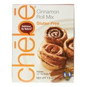 Chebe Bread Cinnamon Roll Mix, Gluten Free, 7.5 Ounce Box
