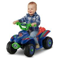 Disneys PJ Masks Toddler Quad Ride-On Toy by Kid Trax