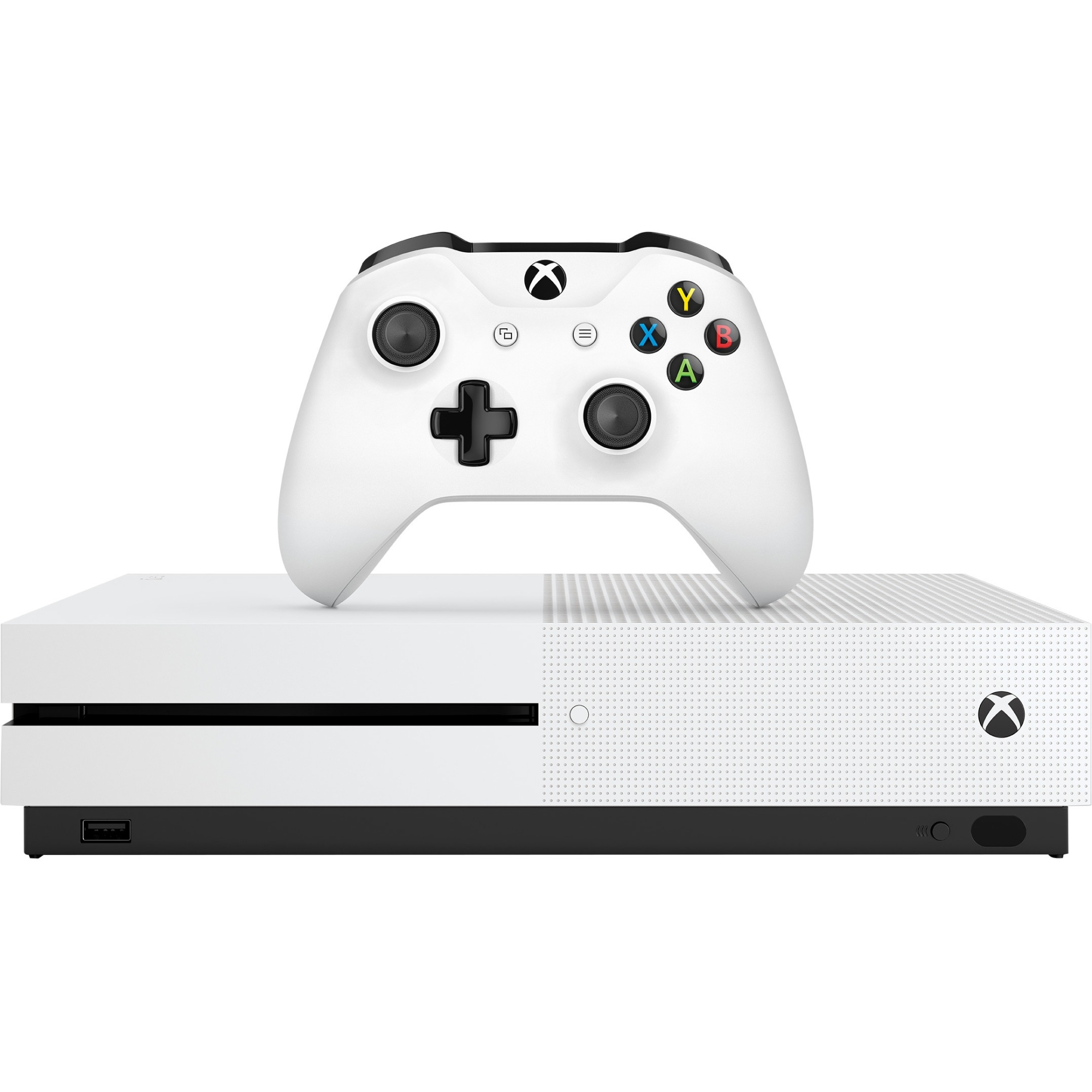 Microsoft Xbox One S FIFA 17 Bundle (500GB) - Game Pad Supported -