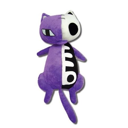 "Panty And Stocking Hollow Kitty 12"" Plush"