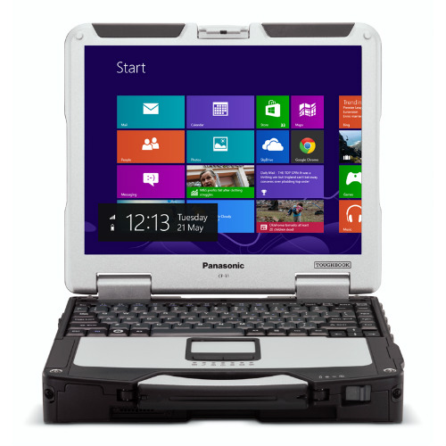 Panasonic CF-3111991CM 13.1-inch Fully-Rugged Laptop