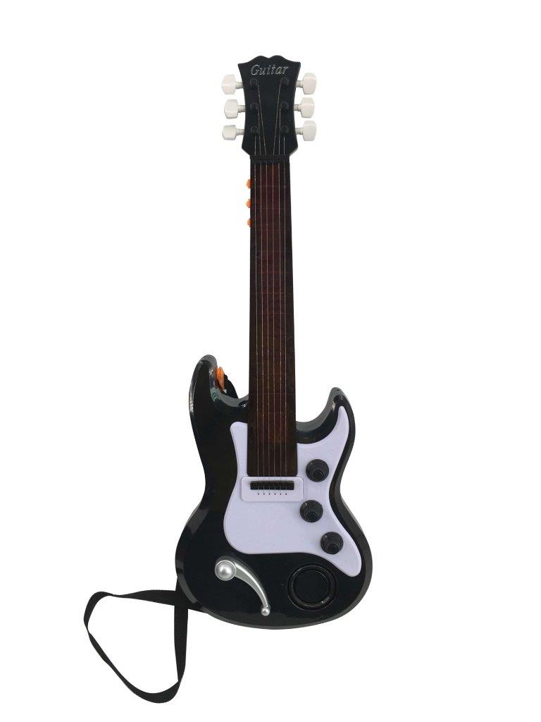 Lightahead 22 Inch Electronic Toy Guitar For Little Rock Stars Electric Guitar With Preset... by Lightahead®
