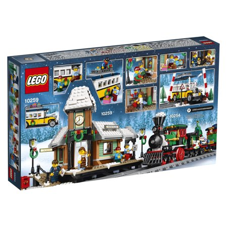 Best LEGO Creator Expert Winter Village Station 10259 deal