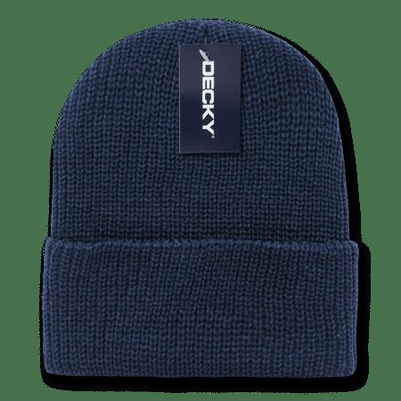 d1543e09f68 Decky Beanies Beany For Men Women GI Watch Caps Hats Ski Military Warm  Winter - Walmart.com