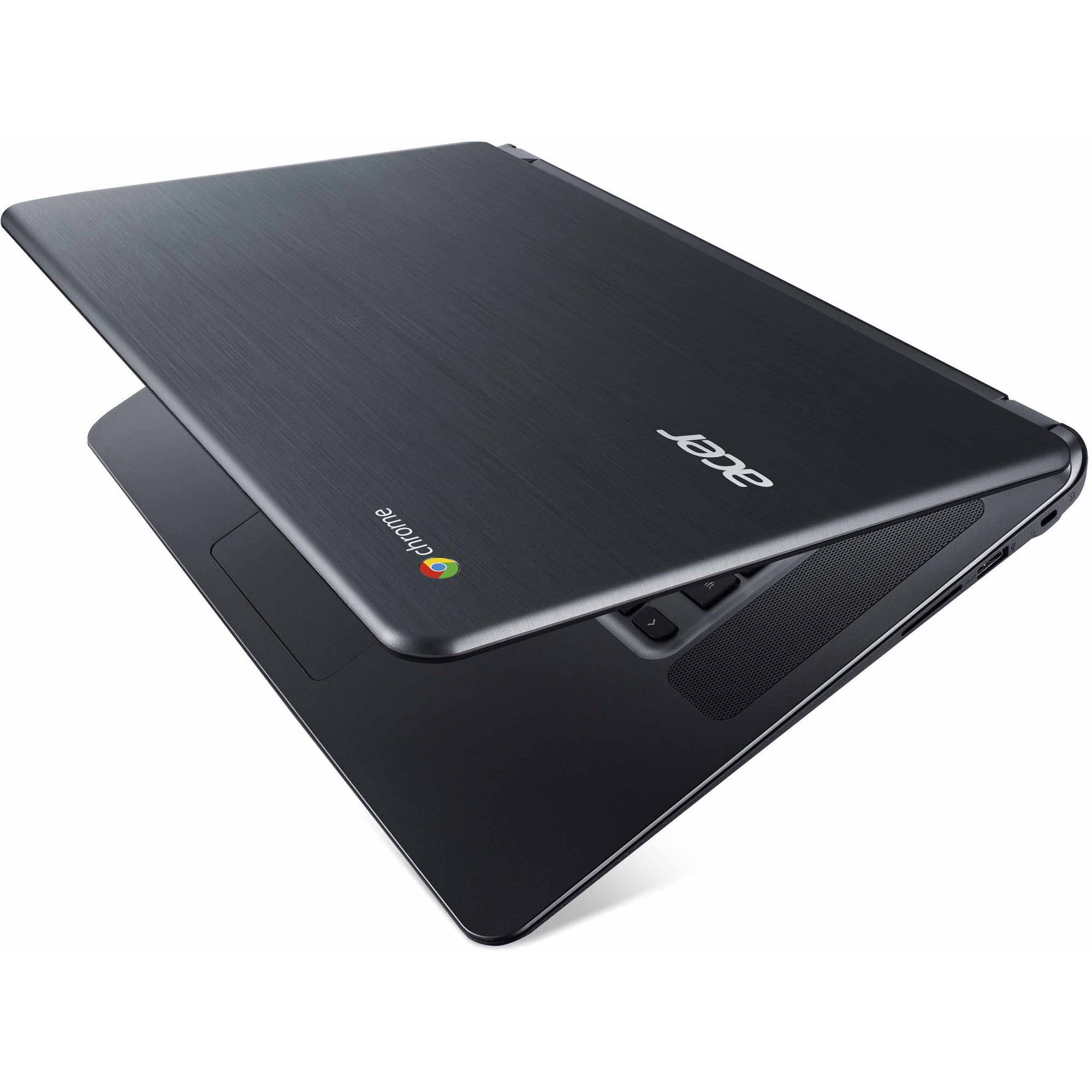 Acer Granite Gray 15 6 Cb3 531 C4a5 Chromebook Pc With Intel