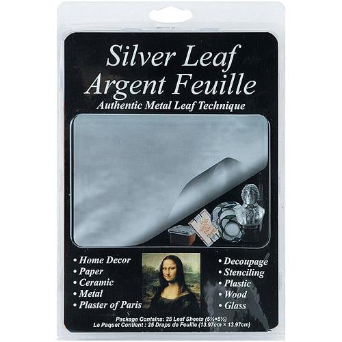 Speedball Mona Lisa Leaf Sheets (Set of 25)