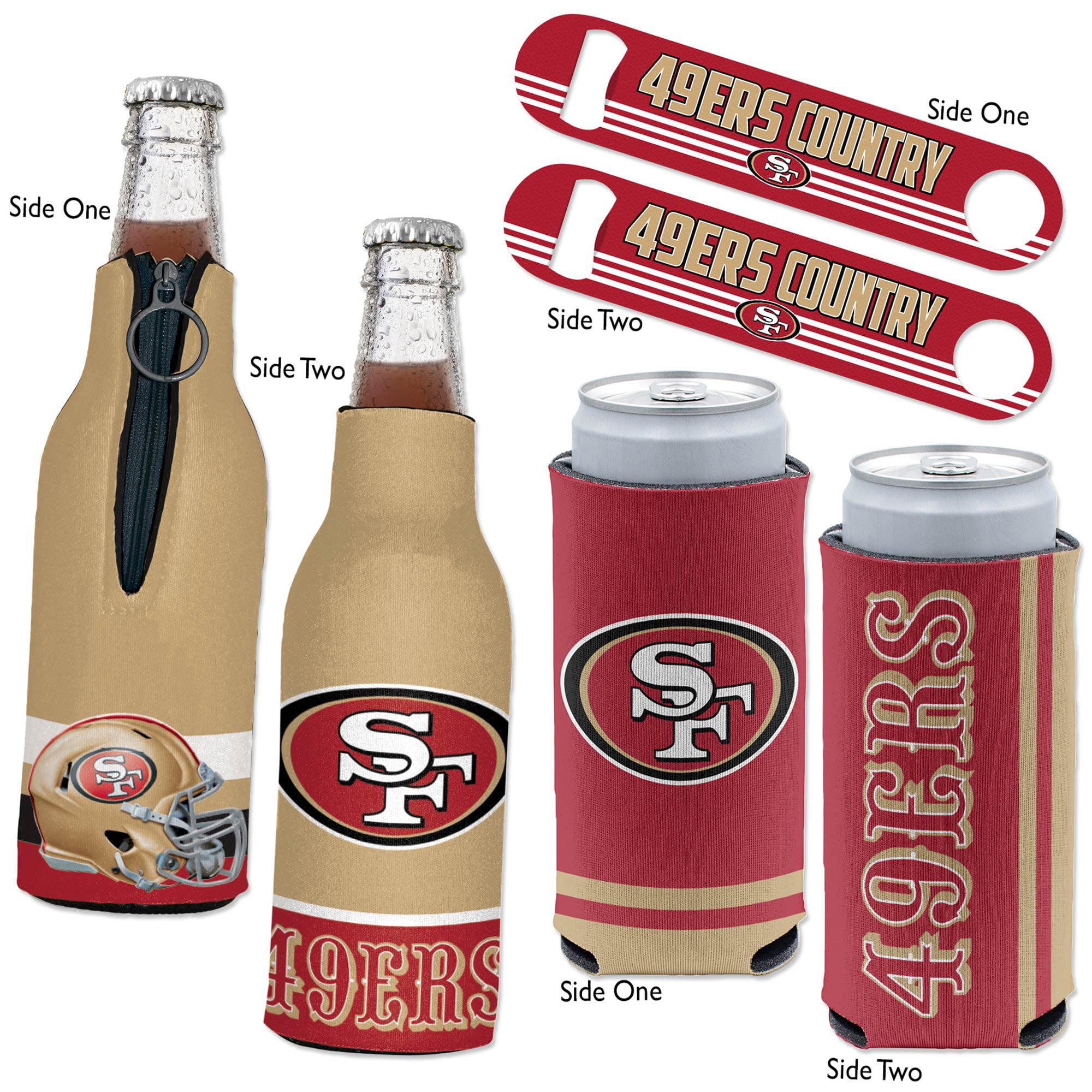 WinCraft San Francisco 49ers Bottle Cooler