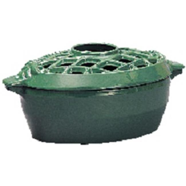 John Wright 31671 Forest Green Lattice Steamer