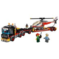Deals on LEGO City Heavy Cargo Transport 60183