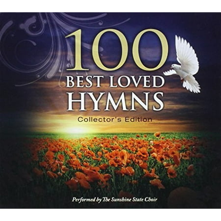 The Sunshine State Choir - 100 Best Loved Hymns (3 CD Box Set) Best Loved Hymns Import