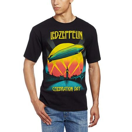 Led Zeppelin Celebration Day T-Shirt