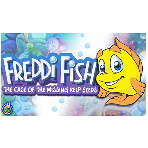 Tommo 58411020 Freddi Fish and the Missing Kelp Seeds (PC/MAC) (Digital Code)