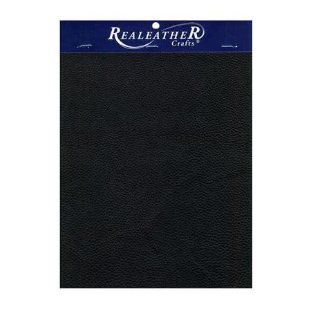 Trim Pieces premium leather, 8 1/2 in. x 11 in., black (pack of 3)