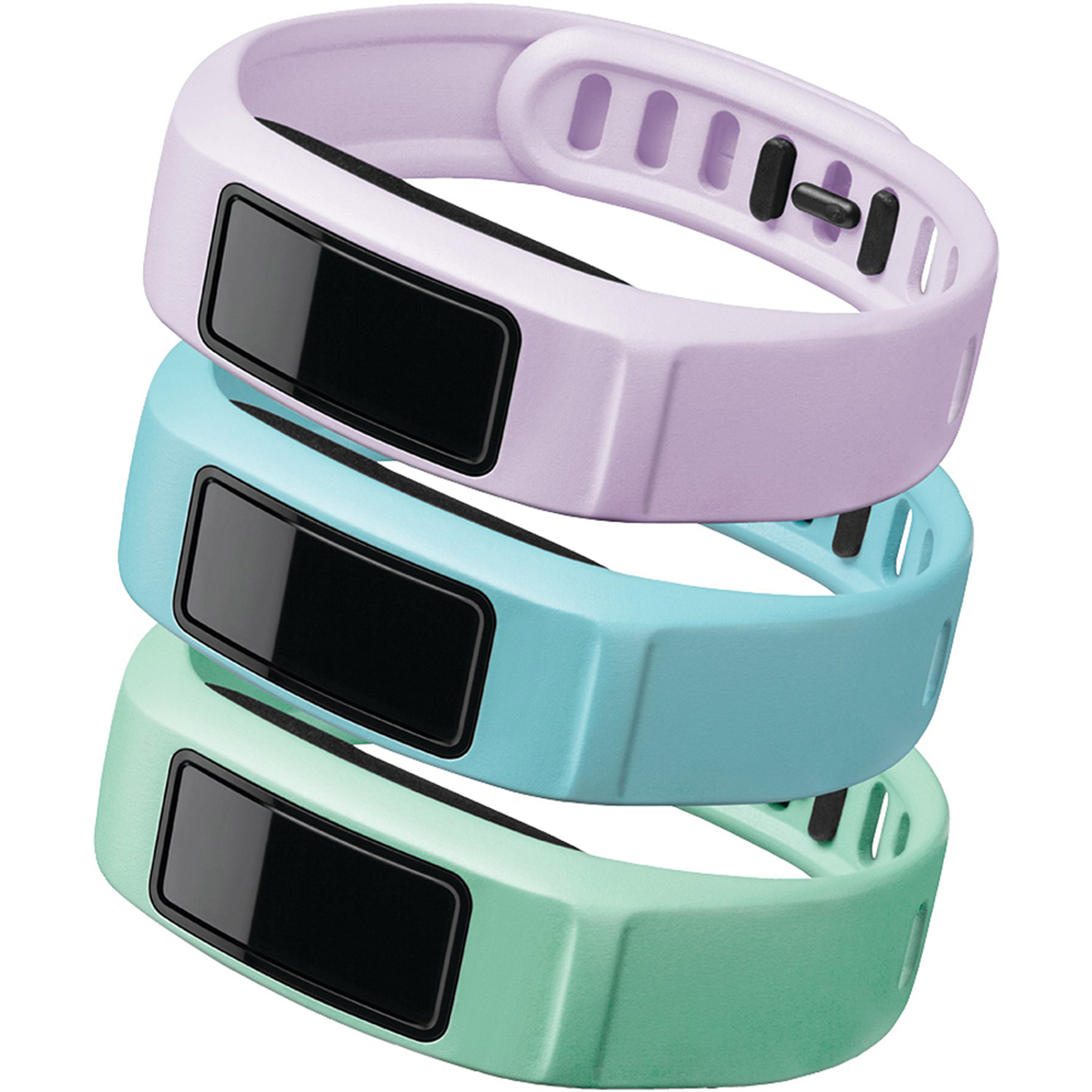 Garmin Vivofit 2 Serenity-Themed Bands, 3-Pack, Small