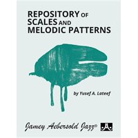 Repository of Scales and Melodic Patterns: Spiral-Bound Book (Paperback)