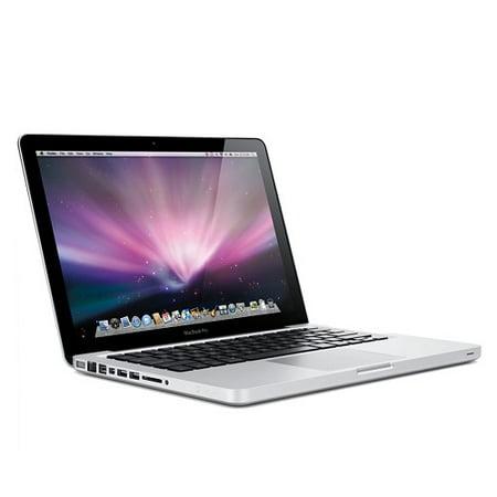 "Apple MacBook Pro Core i5 2.5GHz 4GB 500GB DVD±RW 13.3"" Notebook MD101LL/A (2012) Refurbished"