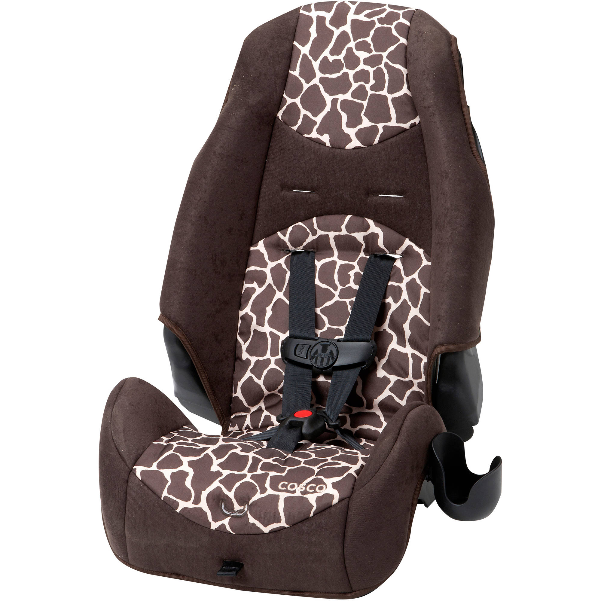 Cosco Highback 2-in-1 Harness Booster Car Seat, Quigley
