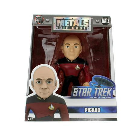 """4"""" METALS Star Trek: Captain Picard (M372)"""