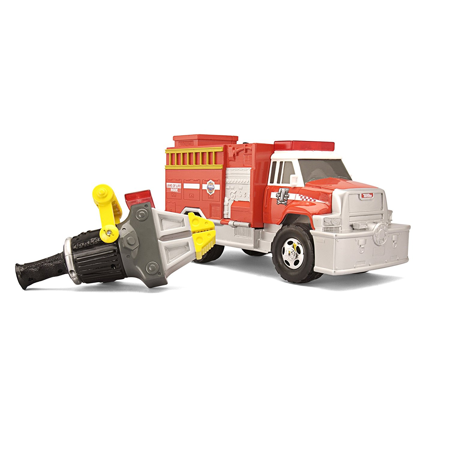 Tonka Tool Truck Fire Truck with Jaws of Life