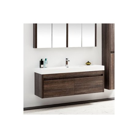 Wrought Studio Rosas 59 Single Bathroom Vanity Set Walmartcom