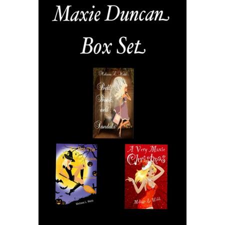 Maxie Duncan Box Set - eBook