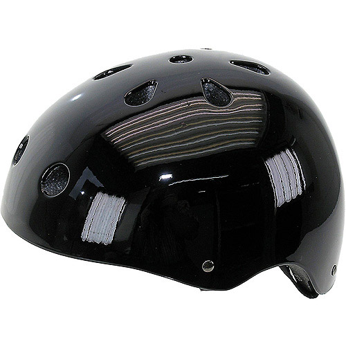 Ventura Black Freestyle Bike Helmet, Large (58-61cm)