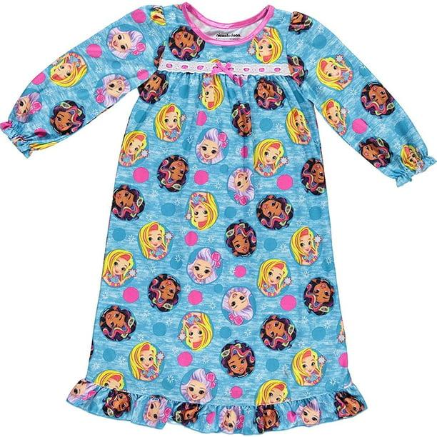 Nickelodeon Girls Sunny Day Nightgown