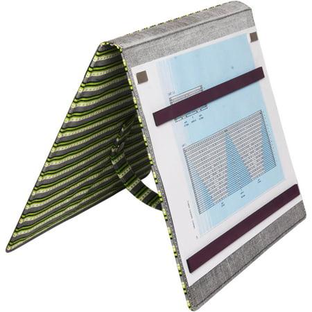 Greenery Fold-Up Knitting Pattern Holder 10