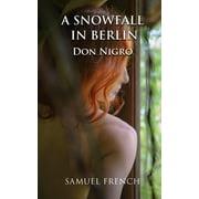 A Snowfall in Berlin
