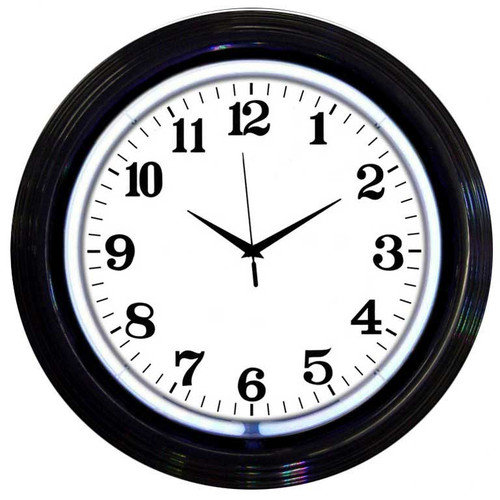 Neonetics Bar and Game Room 15'' Wall Clock