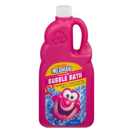 Upc 735303290239 Mr Bubble Bath Liquid Original