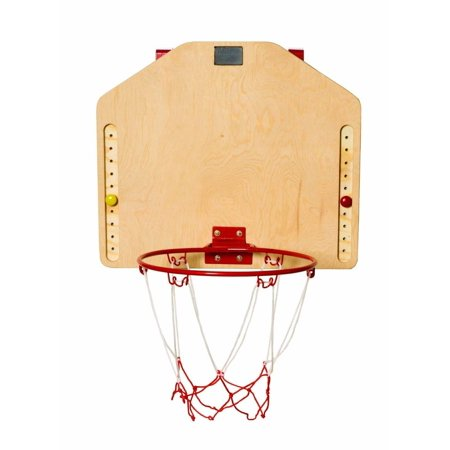 - Red Toolbox Basketball Hoop Woodworking Kit Carpentry Age 8 Level 2 Intermediate